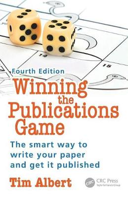 Winning the Publications Game by Tim Albert