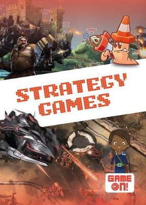Strategy Games by Kirsty Holmes