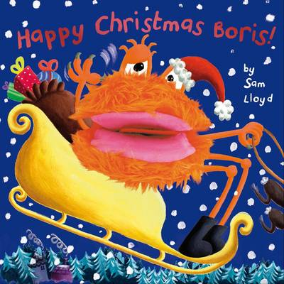 Happy Christmas Boris! by Sam Lloyd