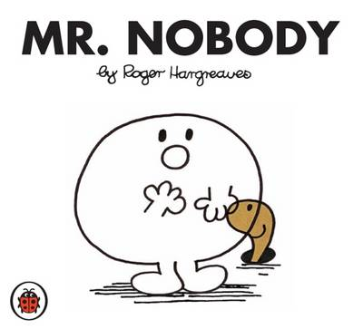 Mr Nobody by Roger Hargreaves