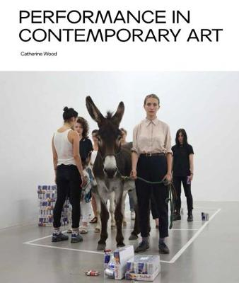 Performance in Contemporary Art book