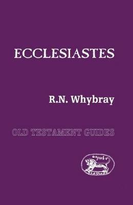 Ecclesiastes by R. N. Whybray