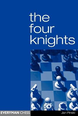 Four Knights by Jan Pinski