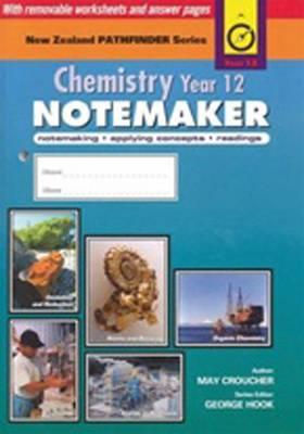 New Zealand Pathfinder Series: Chemistry Year 12 Notemaker book
