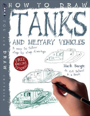 How To Draw Tanks by Mark Bergin