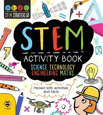 STEM Activity Book by Jenny Jacoby