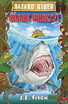 Shark Frenzy! by JE Fison
