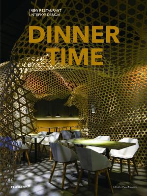 Dinner Time: New Restaurant Interior Design by Shaoqiang Wang