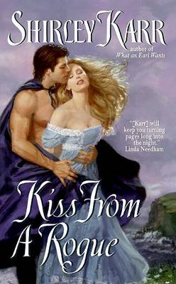 Kiss From A Rogue book