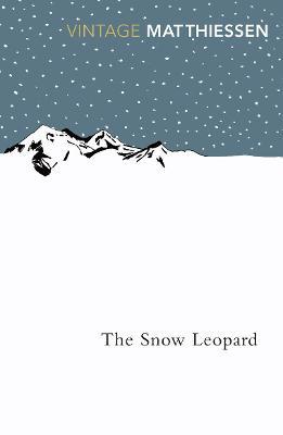 Snow Leopard by Peter Matthiessen