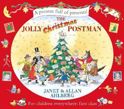 The Jolly Christmas Postman by Allan Ahlberg