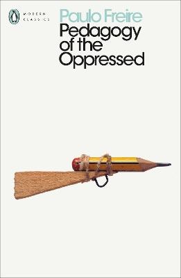 Pedagogy of the Oppressed book