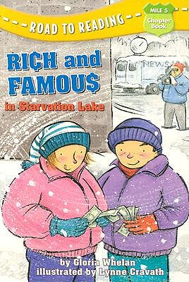 Rdread:Rich and Famous L5 by Gloria Whelan