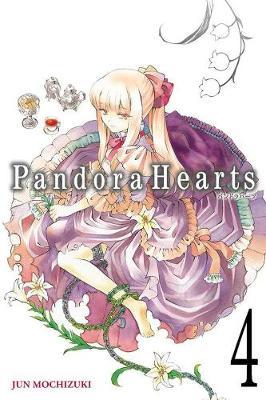 PandoraHearts, Vol. 4 by Jun Mochizuki