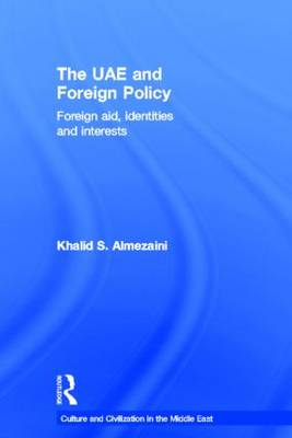 UAE and Foreign Policy book