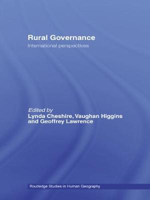 Rural Governance by Lynda Cheshire