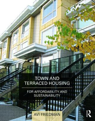 Town and Terraced Housing book