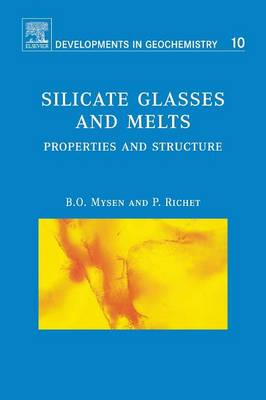 Silicate Glasses and Melts book