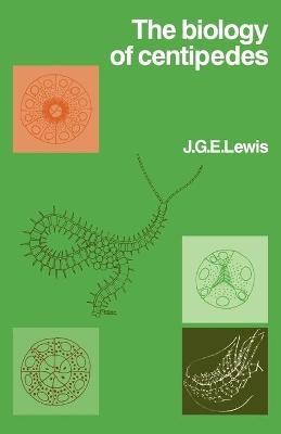Biology of Centipedes book