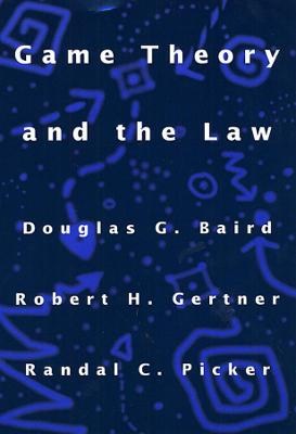 Game Theory and the Law book