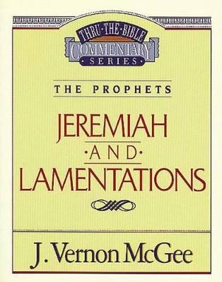 Jeremiah / Lamentations book