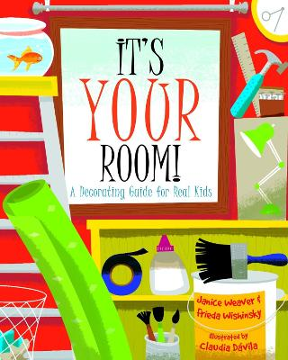 It's Your Room book