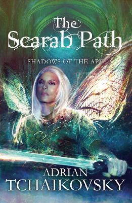 The Scarab Path by Adrian Tchaikovsky