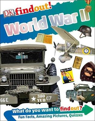DK Findout! World War II by Brian Williams
