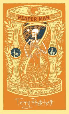 Reaper Man book