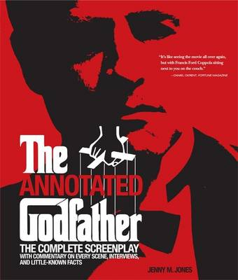 """The Annotated """"Godfather"""" by Jenny M. Jones"""