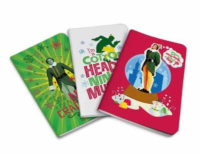 Elf Pocket Notebook Collection: Set of 3 by Insight Editions