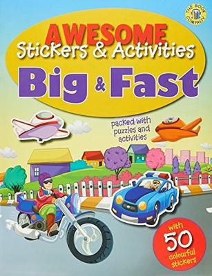 Big and Fast by The Book Company