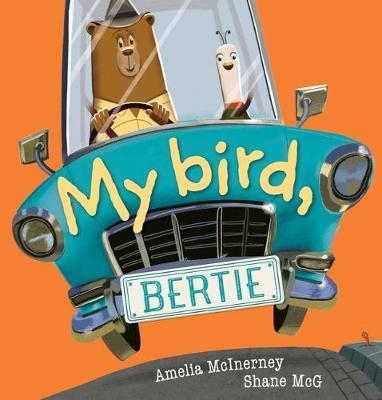 MY BIRD BERTIE book