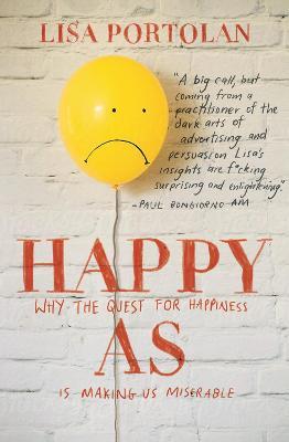 Happy as by Lisa Portolan