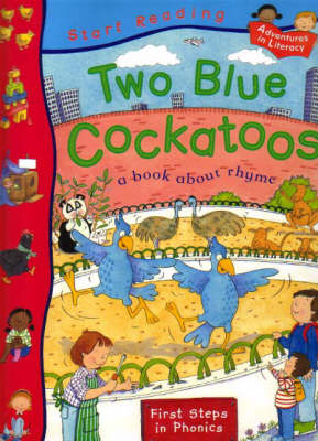 START READING TWO BLUE COCKATOOS by Ruth Thomson