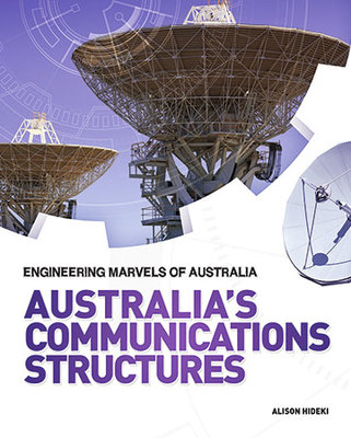 Australia's Communications Structures by Alison Hideki
