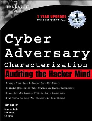 Cyber Adversary Characterization book