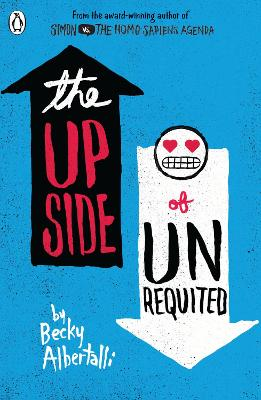 Upside of Unrequited by Becky Albertalli