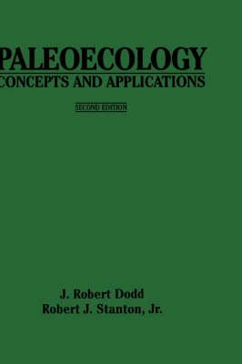 Palaeoecology by J. Robert Dodd