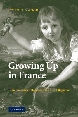 Growing Up in France by Colin Heywood
