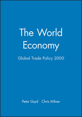 The World Economy by Peter Lloyd