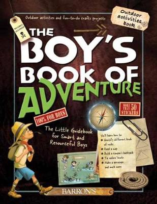 Boy's Book of Adventure by Michele Lecreux