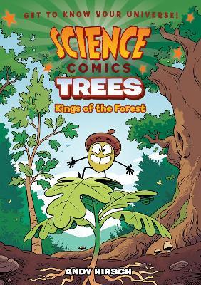 Science Comics: Trees book