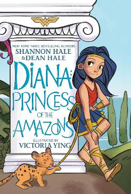Diana: Princess of the Amazons book