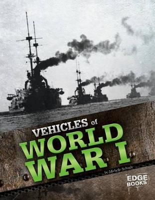 Vehicles of World War I book