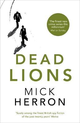 Dead Lions book