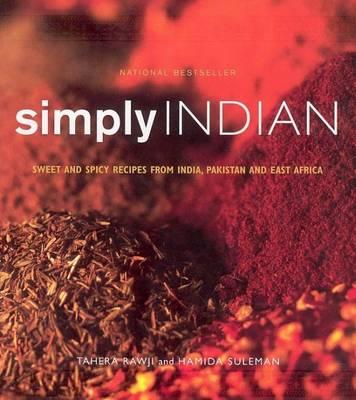 Simply Indian by Tahera Rawji