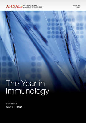Year in Immunology book