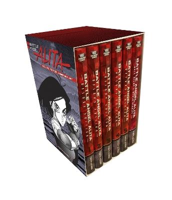 Battle Angel Alita Deluxe Complete Series Box Set book
