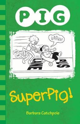 Superpig! book